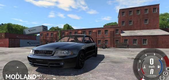 Audi S4 2000 [0.5.6]